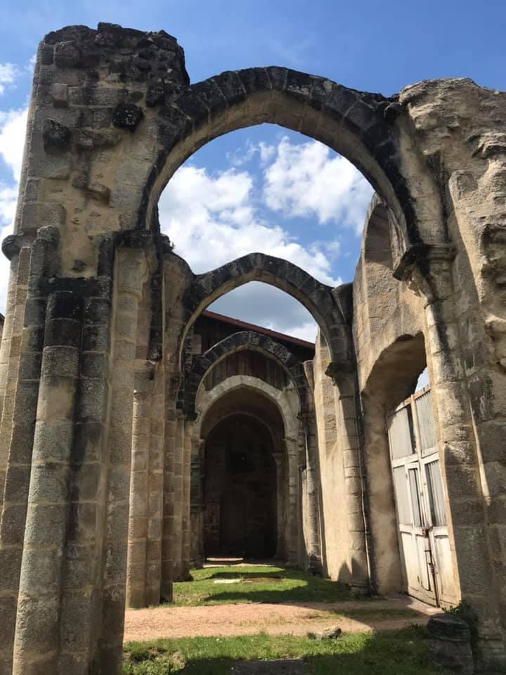 Abbaye de Montpeyroux