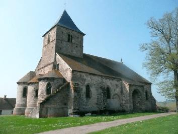 Eglise de Lapeyrouse