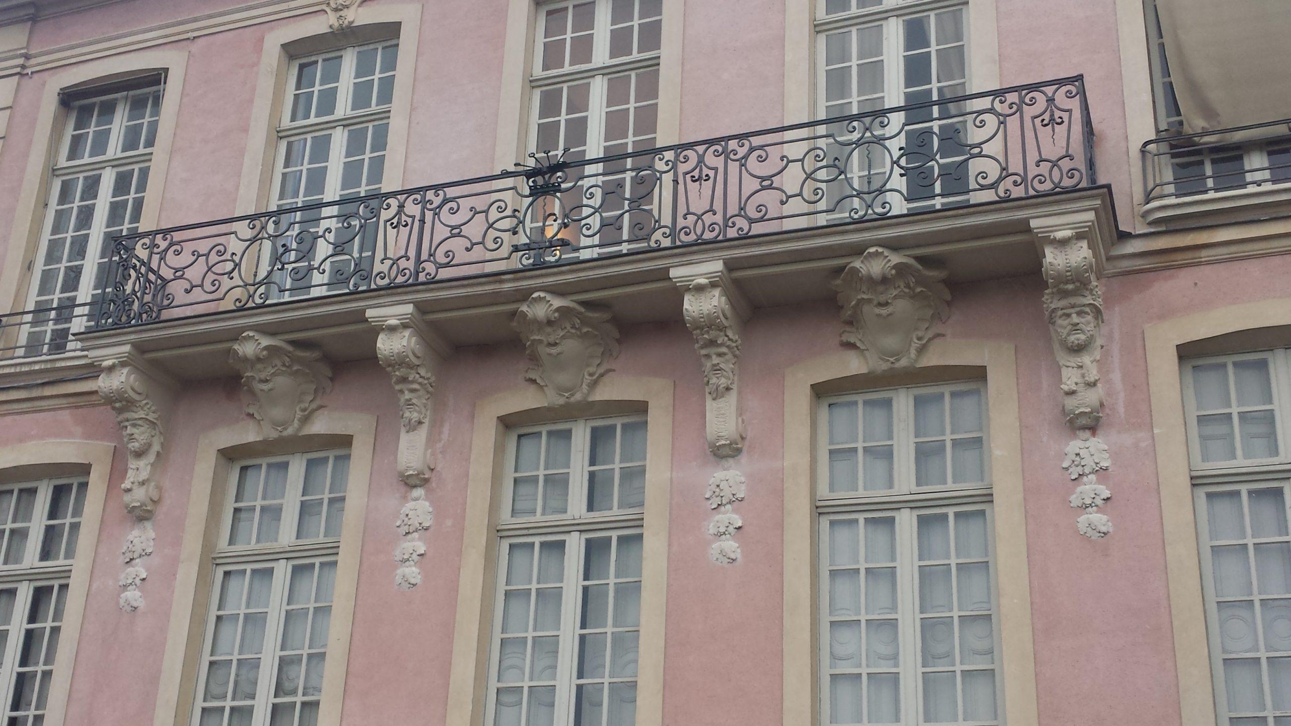 Marly le Roi, Hôtel Couvé (MH)