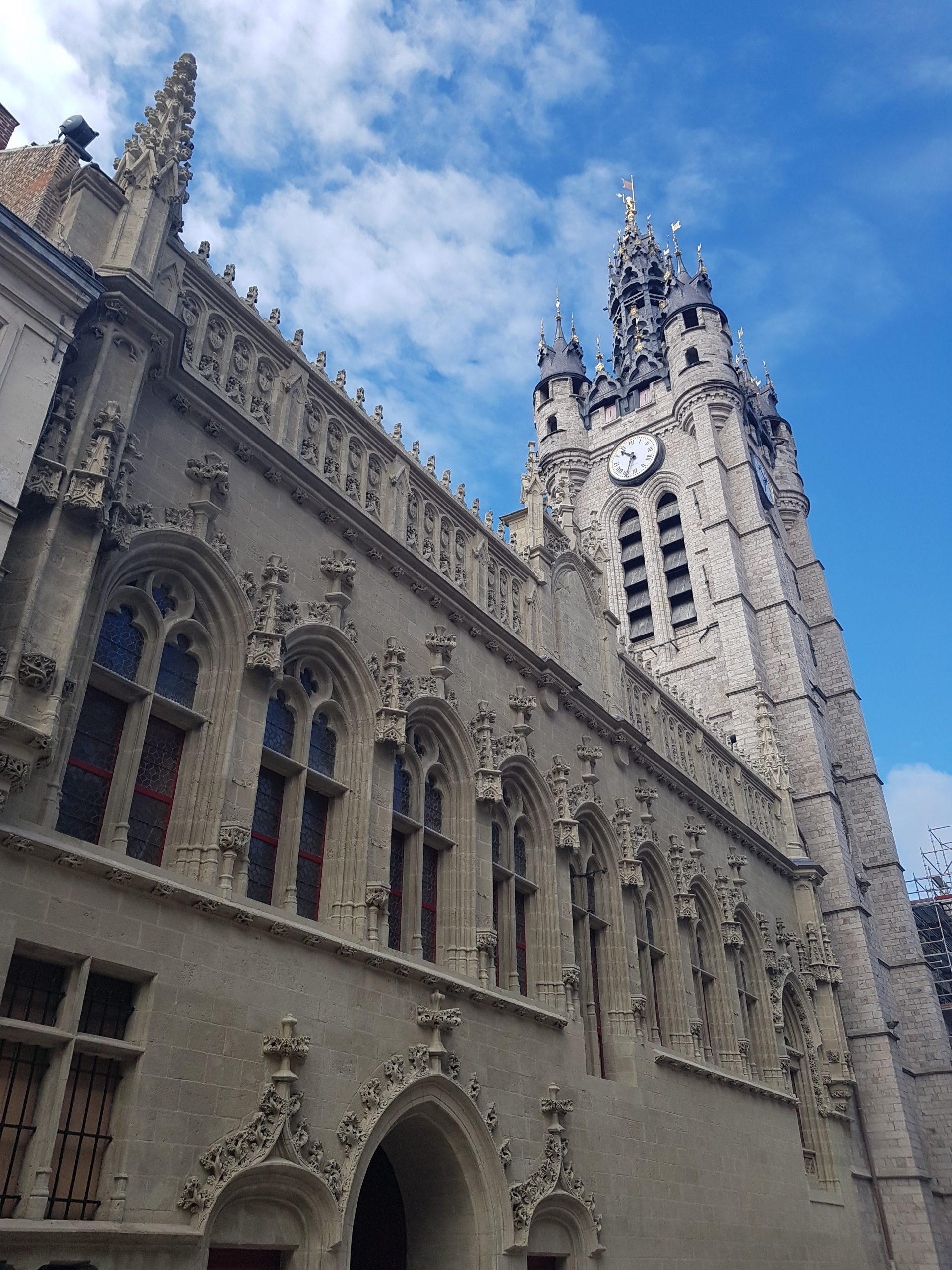 Hôtel de ville de Douai (MH) 59