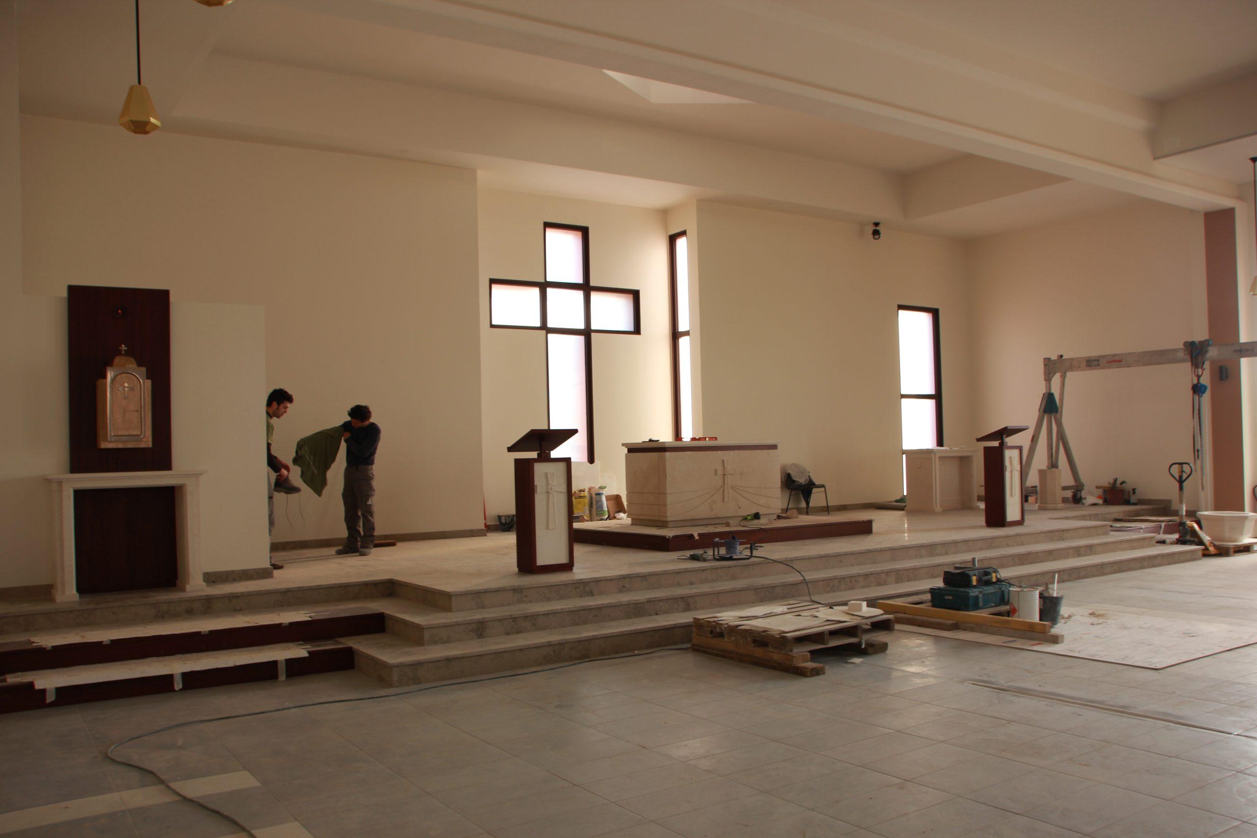 Eglise chaldéenne Sarcelles