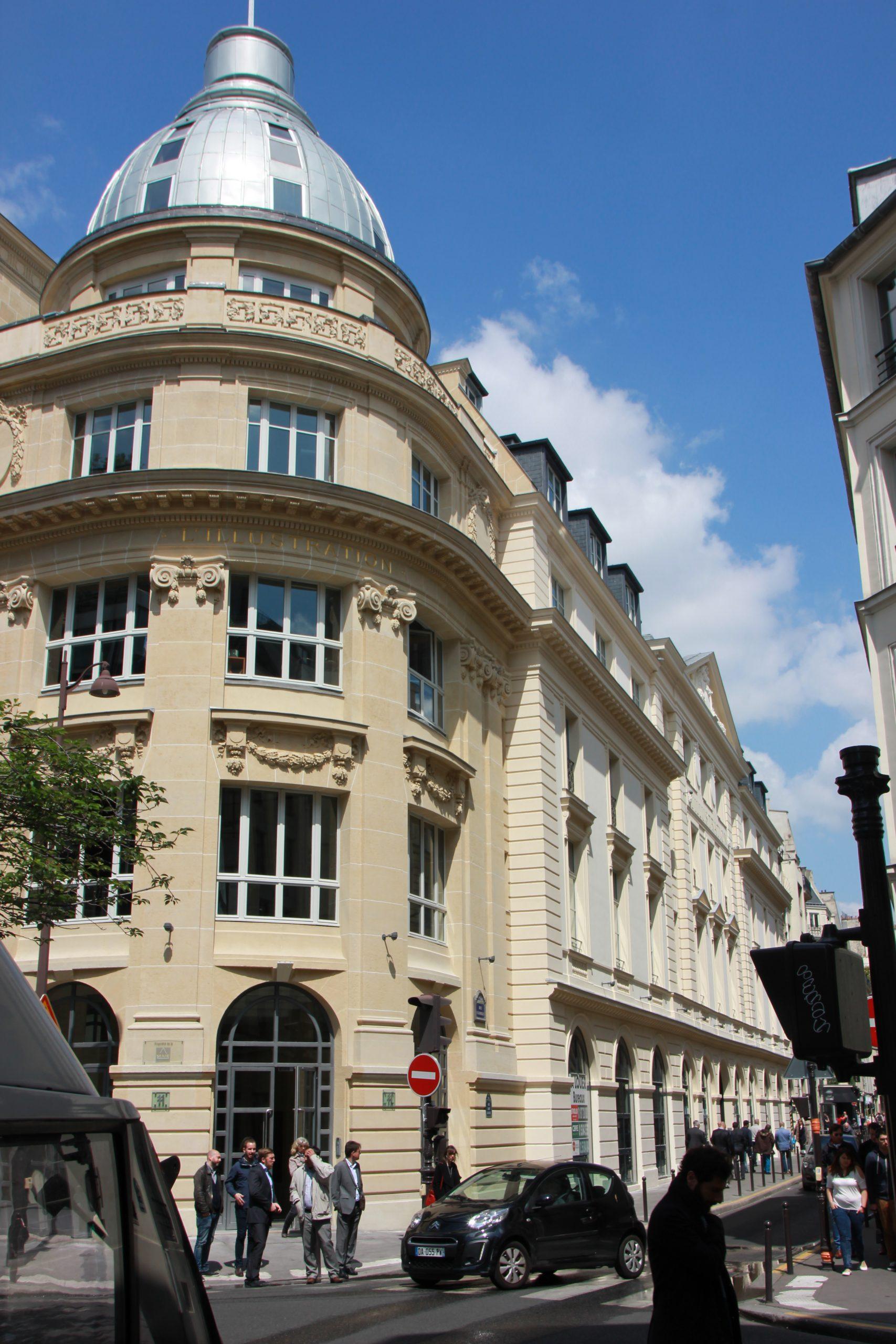 13 rue Saint Georges (MH) 75009