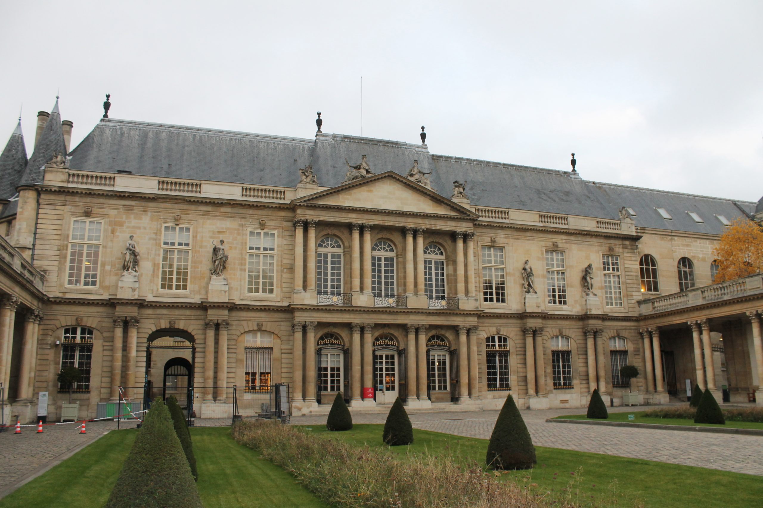 Archives Nationales (MH)