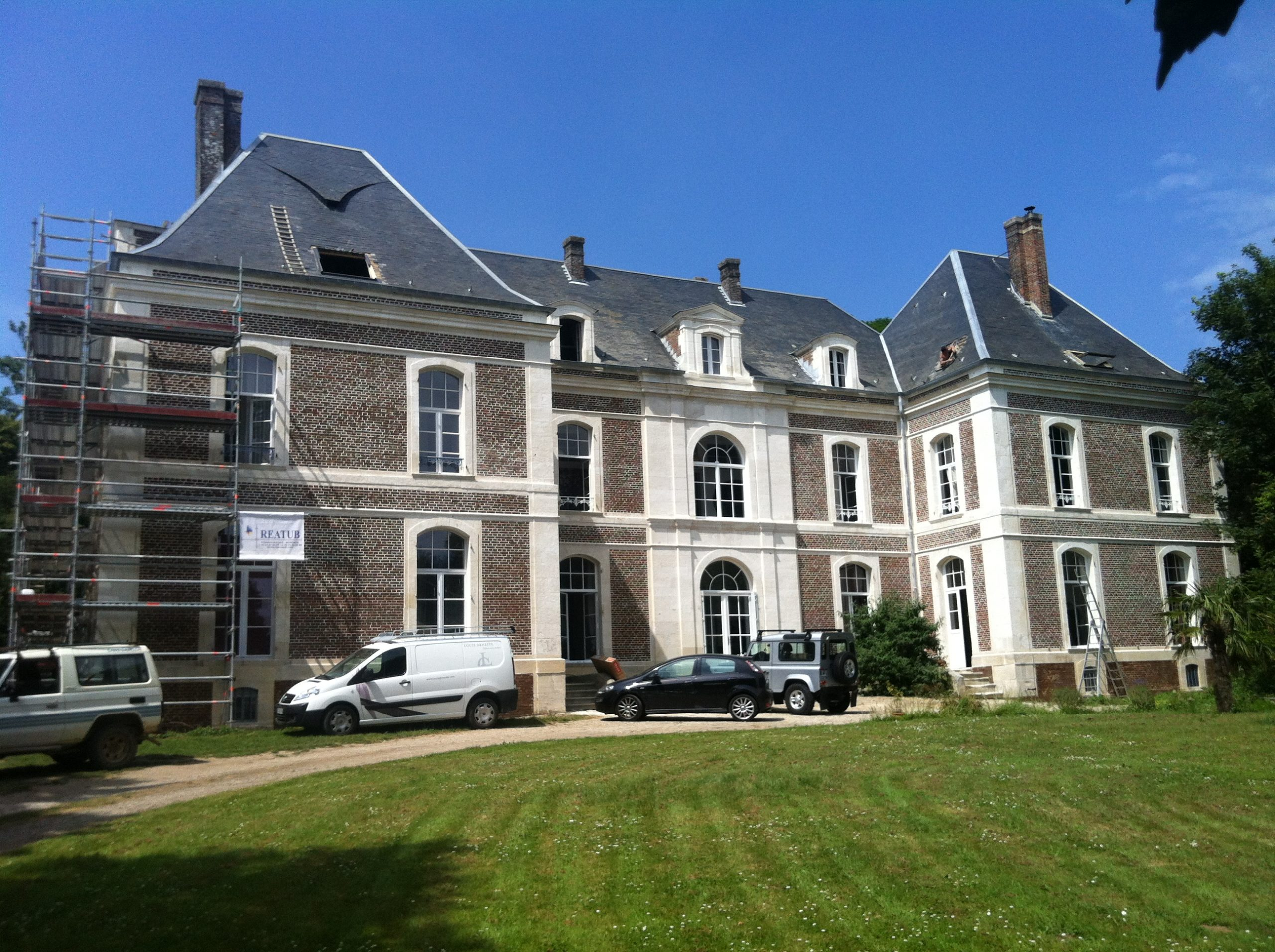 Château d'Ercourt