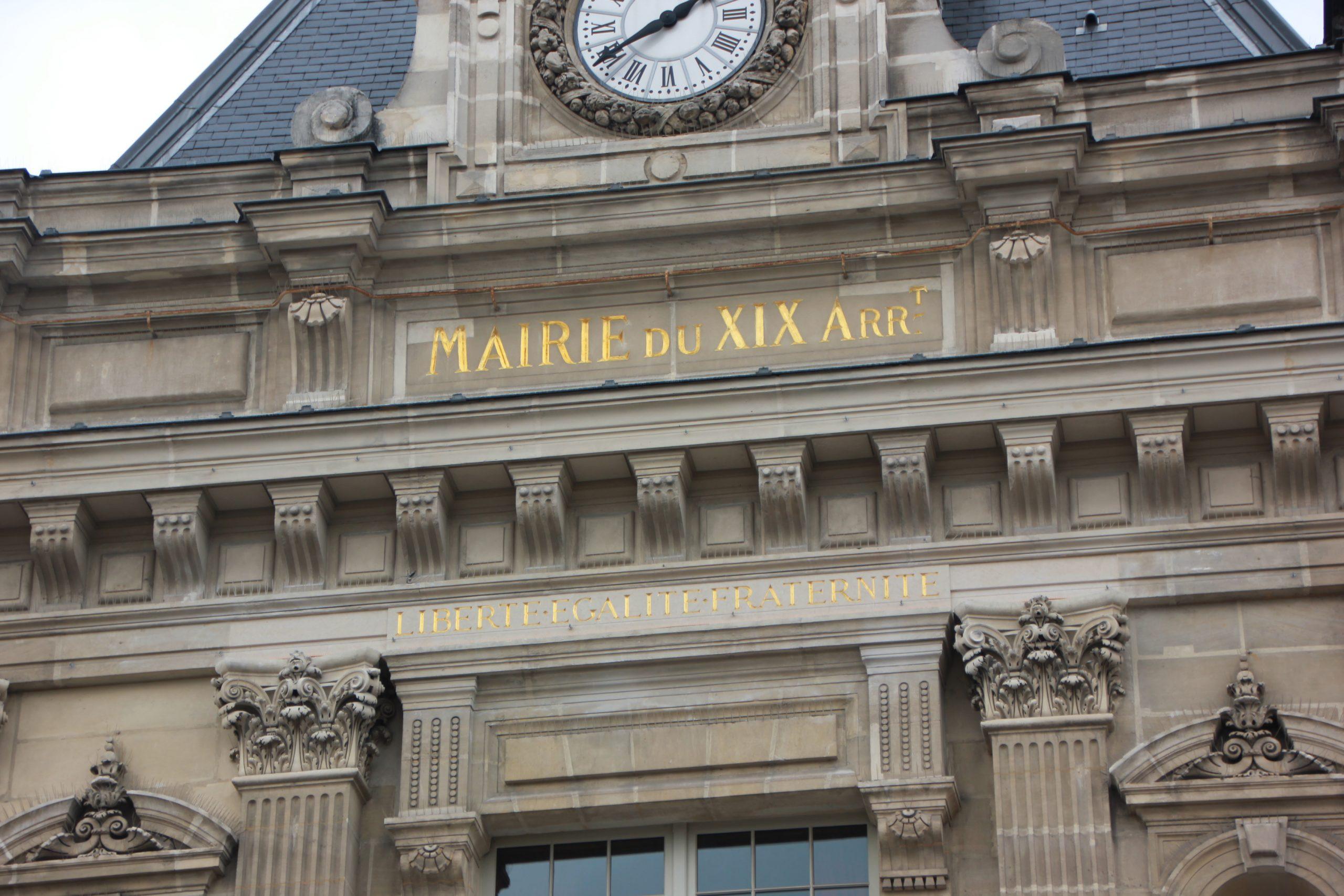 Mairie du XIXème