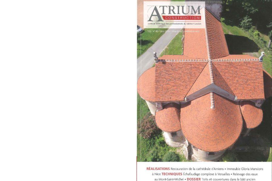 Atrium Construction 66